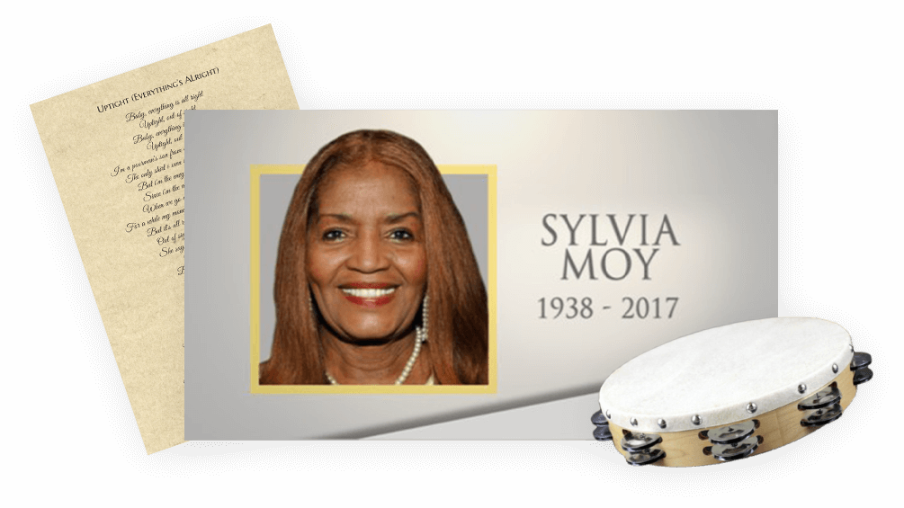 In memoriam of Sylvia Moy, founder of Masterpiece Studios